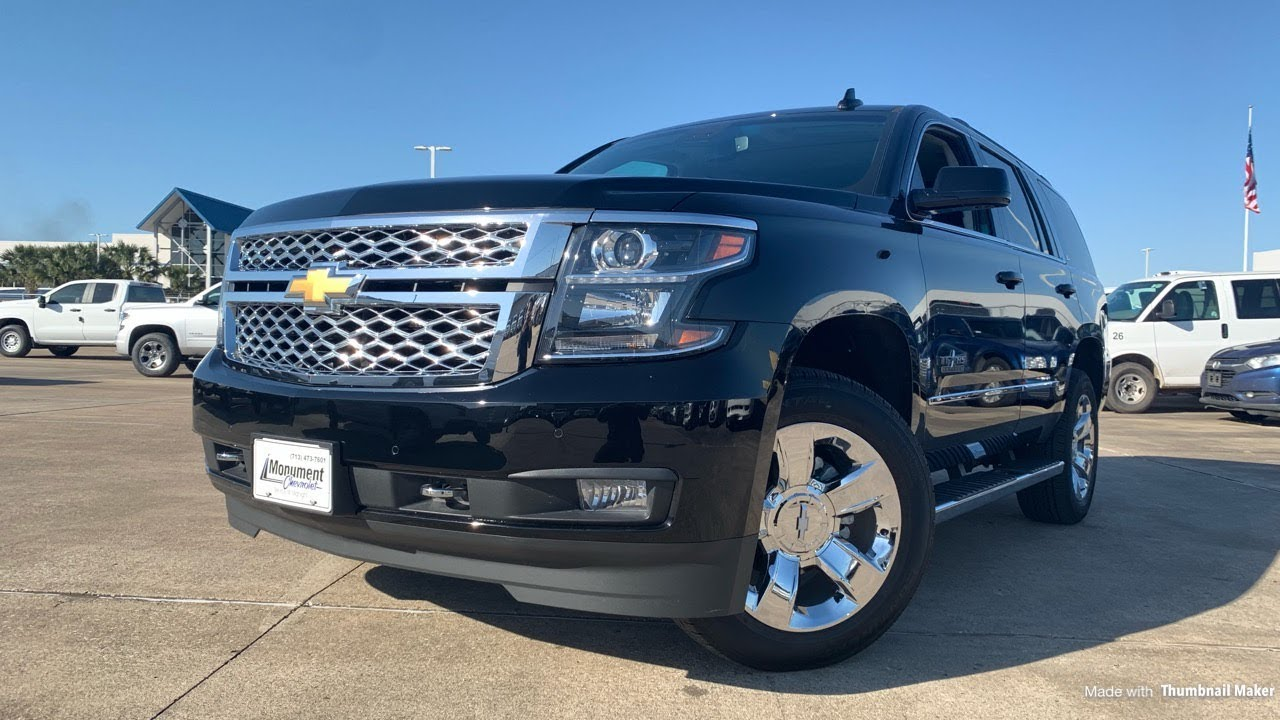 Texas Edition Tahoe >> 2019 Chevrolet Tahoe Texas Edition 5 3l V8 Review