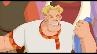 Три богатыря и морской царь  Трейлер нового мультфильма