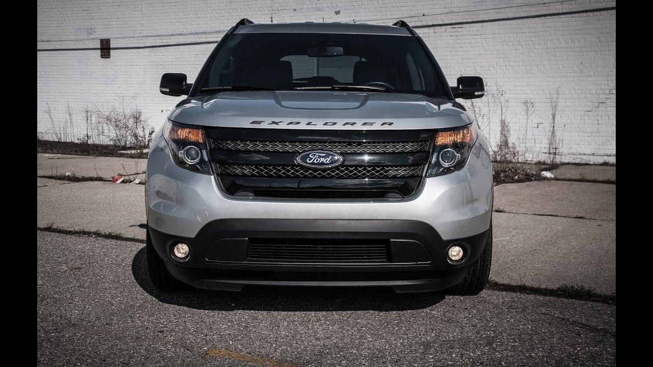 Reviewed: 2013 Ford Explorer Sport
