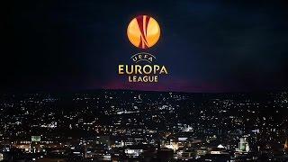 жеребьёвка 1/8 Лиги европы / футбол