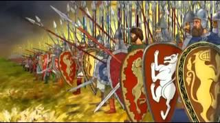 Православный мультфильм о Куликовской битве(Прекрасный мультфильм, снятый по благословению Святейшего Патриарха, рассказывает о великих героях велико..., 2012-09-22T22:03:27.000Z)