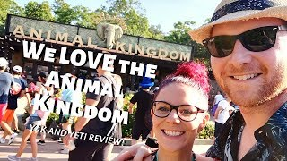 Animal Kingdom is THE BEST | Yak and Yeti Restaurant Review | Florida Weather