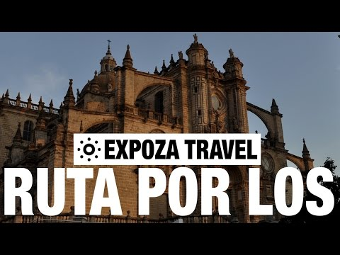 Ruta Por Los Pueblos Blancos Vacation Travel Video Guide