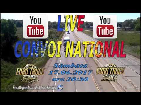 ⚡ West-Trans Romania ⚡  Convoi National 17/06/2017 ✌
