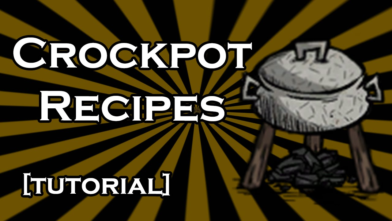 Dont starve guide best crock pot recipes epic cooking dont starve guide best crock pot recipes epic cooking tutorial youtube forumfinder Image collections