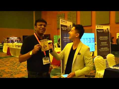 Rings TV Interview Clinkad at Casual Connect Singapore 2016