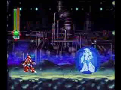 Megaman X6 100% Magma Area Second Pass
