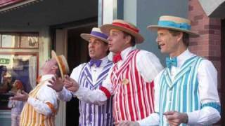 Hello My Baby-Barbershop Quartet