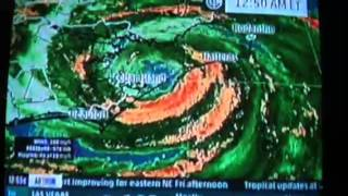 Hurricane Arthurs Theme - Get with the Program Again here is this song?