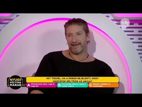 Pintér Tibort Nem Fogadják El Anyósáék - Life TV