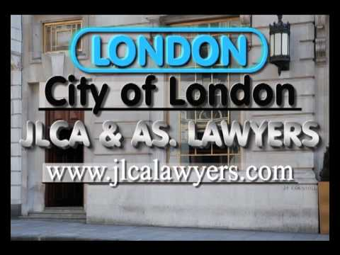 lawyers in london, solicitors in london, abogados en londres, spanish, city of london