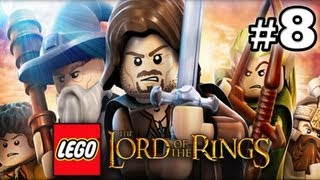 LEGO Lord of The Rings : Episode 8 -  Amon Hen (HD) (Gameplay)