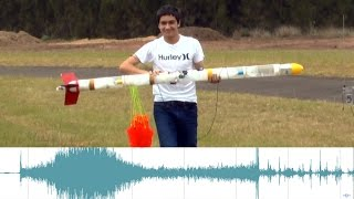 Day #181 - Can you use a microphone to detect apogee and deploy a p...