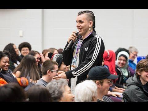 Public board's Indigenous Youth Forum seeks to inspire