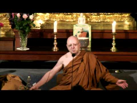 Dealing With a Loved Ones's Suffering   Ajahn Brahm   05-11-2010