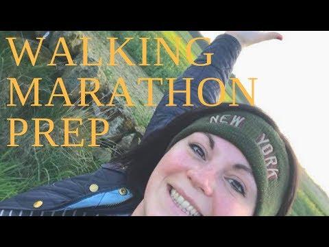 How I prepared for my walking marathon, The Kiltwalk