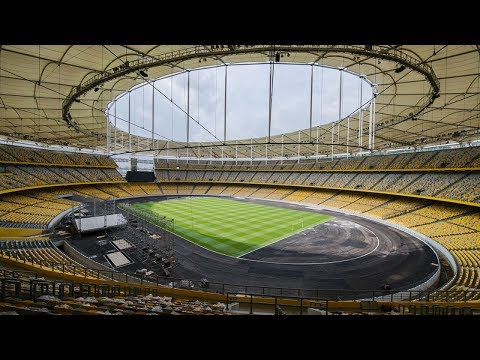 Bukit Jalil National Stadium - Kuala Lumpur MALAYSIA