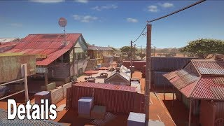 Rainbow Six Siege - Outback Map Details [HD 1080P]