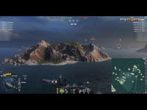 World of warships_Kirov_Keep Alive Kirov!!!!