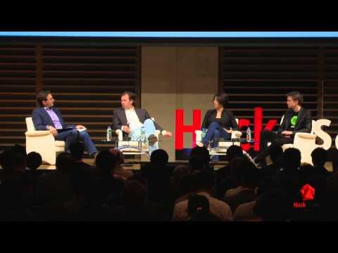 HackOsaka2015 panel discussion