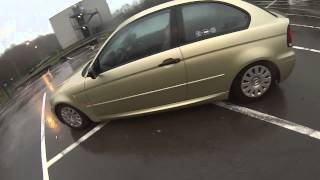 Bmw e46 Compact M Luxembourg gopro