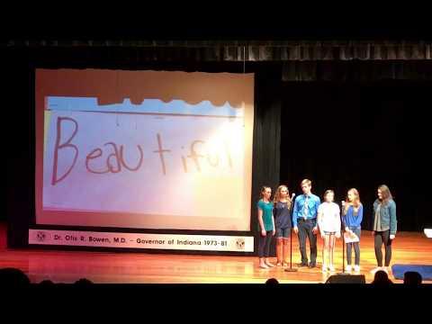 You Will Be Found (Dear Evan Hansen)-Bremen Middle School variety show