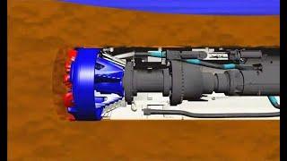 Microtunnel Boring Machine (MTBM)