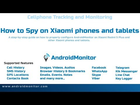 Xiaomi Tracker - How To Spy On Android Devices (Free)