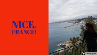 Solo Travel to Nice, France!