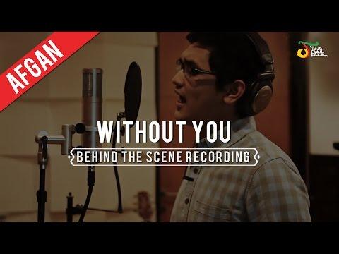 BTS Recording AFGAN - Without You