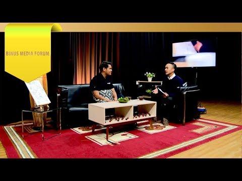 BINUS MEDIA FORUM - Adhito Ramadhan - Filosofi Seorang Jurnalis Metro TV