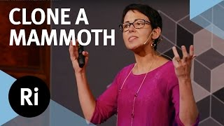 How To Clone A Mammoth: The Science Of De-Extinction - With Beth Shapiro