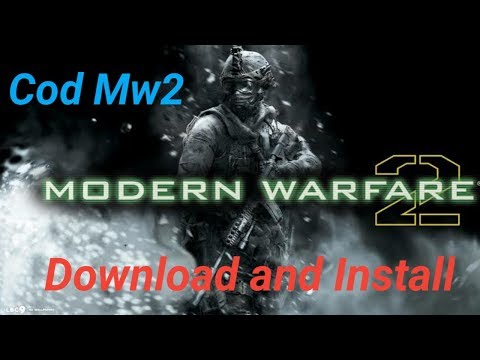 #Cyber Life Dude     #Cod Mw2 Download And Install.