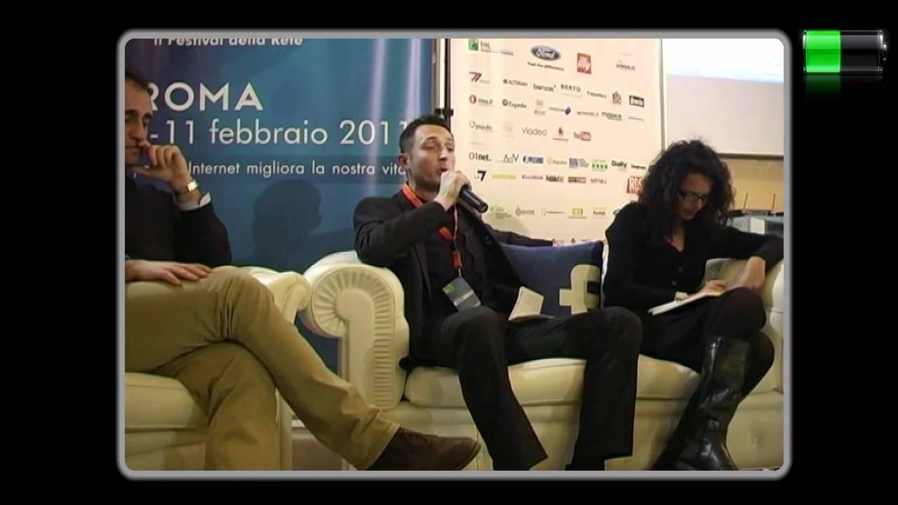 Salotto 2.0 - Berto Salotti - Reti - Social Media Week Rome