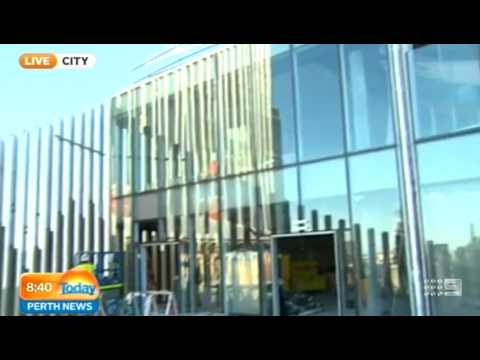 Perth's New Library Part 2 | Today Perth News
