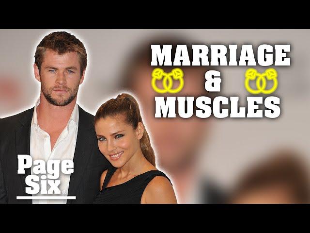 Chris Hemsworth and Elsa Pataky: Wedding, kids and her Thor tattoo | Page Six Celebrity News
