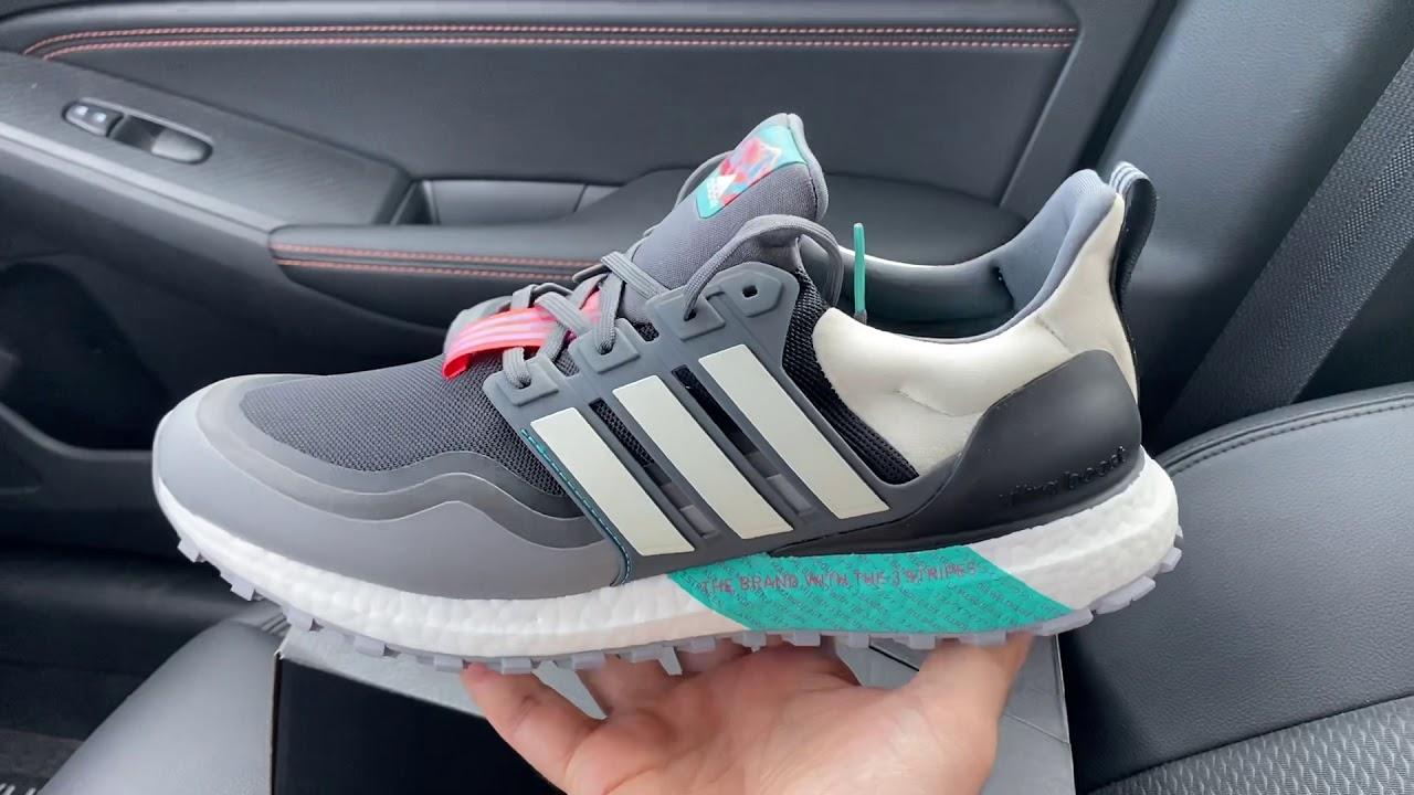 Adidas Ultra Boost All Terrain Aqua