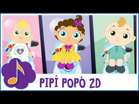 Pipí popó (Canción animada para ir al baño) - YouTube