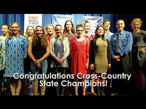 Rings for Brevard High School Cross-Country, 2016 NCHSAA 2A State Champions