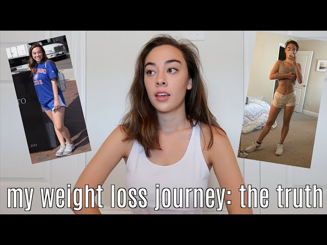 my weight loss journey... the truth