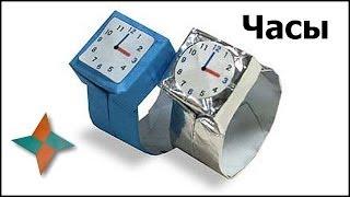 Оригами часы: видео мастер-класс(Схема сборки: http://origamiizbumagi.ru/igrushki/chasy-shema-video По ссылке вы найдете подробную информацию о сборке оригами..., 2013-03-11T19:11:26.000Z)