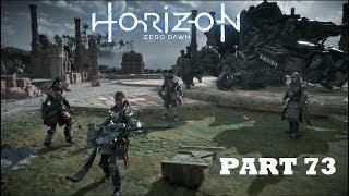 Horizon Zero Dawn Complete Edition PS4 part 73 Boss fight