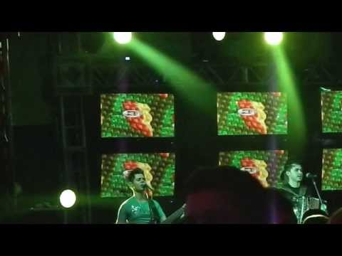 Banda Ebanos  / Clube Floresta Joinville   musical  barquinho