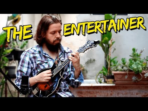 The Entertainer - Marcus Zambello (Mandolin)