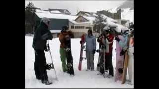 Snowboarden&Skifahren mit E&P www.tiefschnee.de