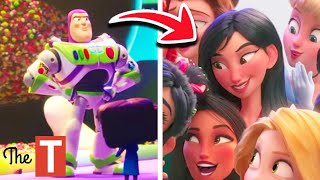 Wreck-It Ralph 2 NEW Trailer REVEALS More Disney Characters