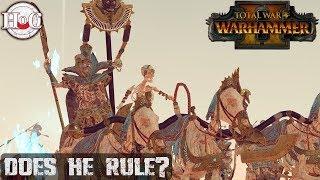 Does He Rule? - Total War Warhammer 2 - Online Battle 194