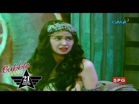 Bubble Gang: Legend of the Bubble Sea
