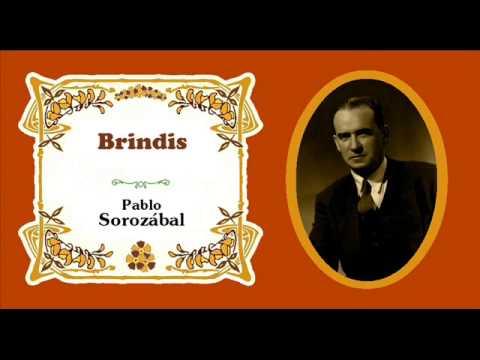 "Pablo Sorozábal - Pasodoble de ""Brindis"" (1955)"
