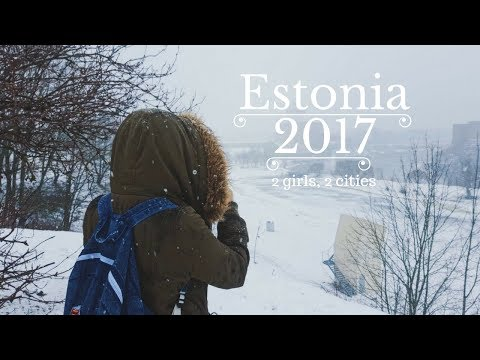 My first time travelling alone! | Estonia Travel Vlog